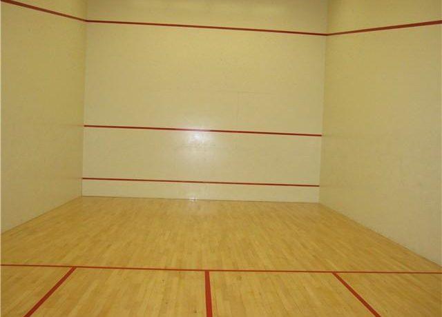 Squash-Court