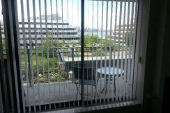 View & balcony