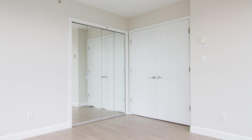 Bedroom # 3 Closet