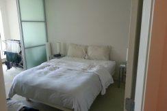 Bedroom & den