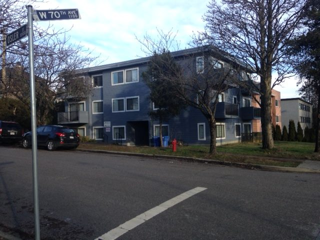NEWLY RENOVATED 2 Bed in Marpole, Laminate Flooring!