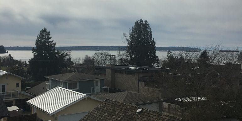 View From Master Bedroom (top Floor)