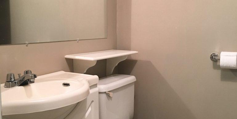 24 - Bathroom downstairs