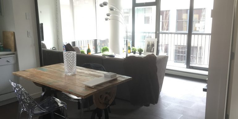 Dining - living Area