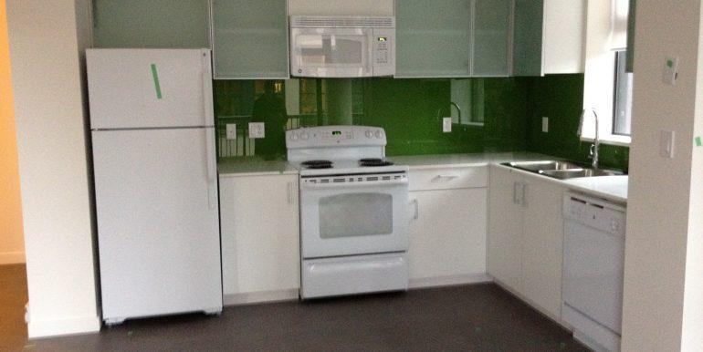 Kitchen Empty