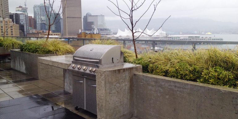 Roof Top BBQ