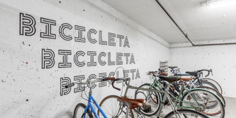 Ocho Bike Room 2