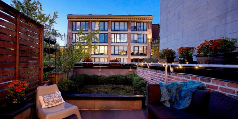 Terminus Gastown Downtown Vancouver Luxury Rental Furnished Accommodations Condo Loft 13