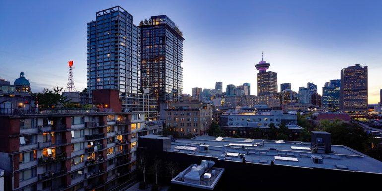 Terminus Gastown Downtown Vancouver Luxury Rental Furnished Accommodations Condo Loft 7