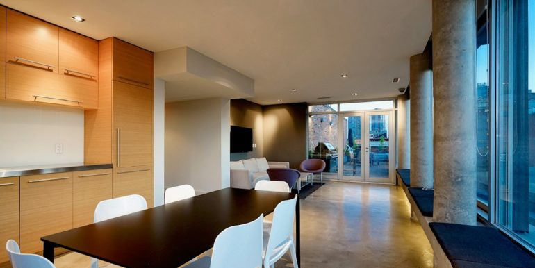 Terminus Gastown Downtown Vancouver Luxury Rental Furnished Accommodations Condo Loft