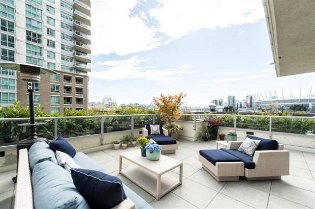 2 Bed/2 Bath with Large Patio Near Olympic Village (310-125 Milross Ave)
