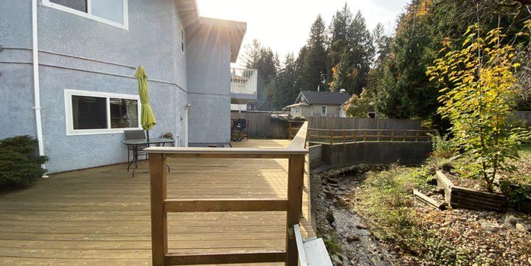 Deck - Creek