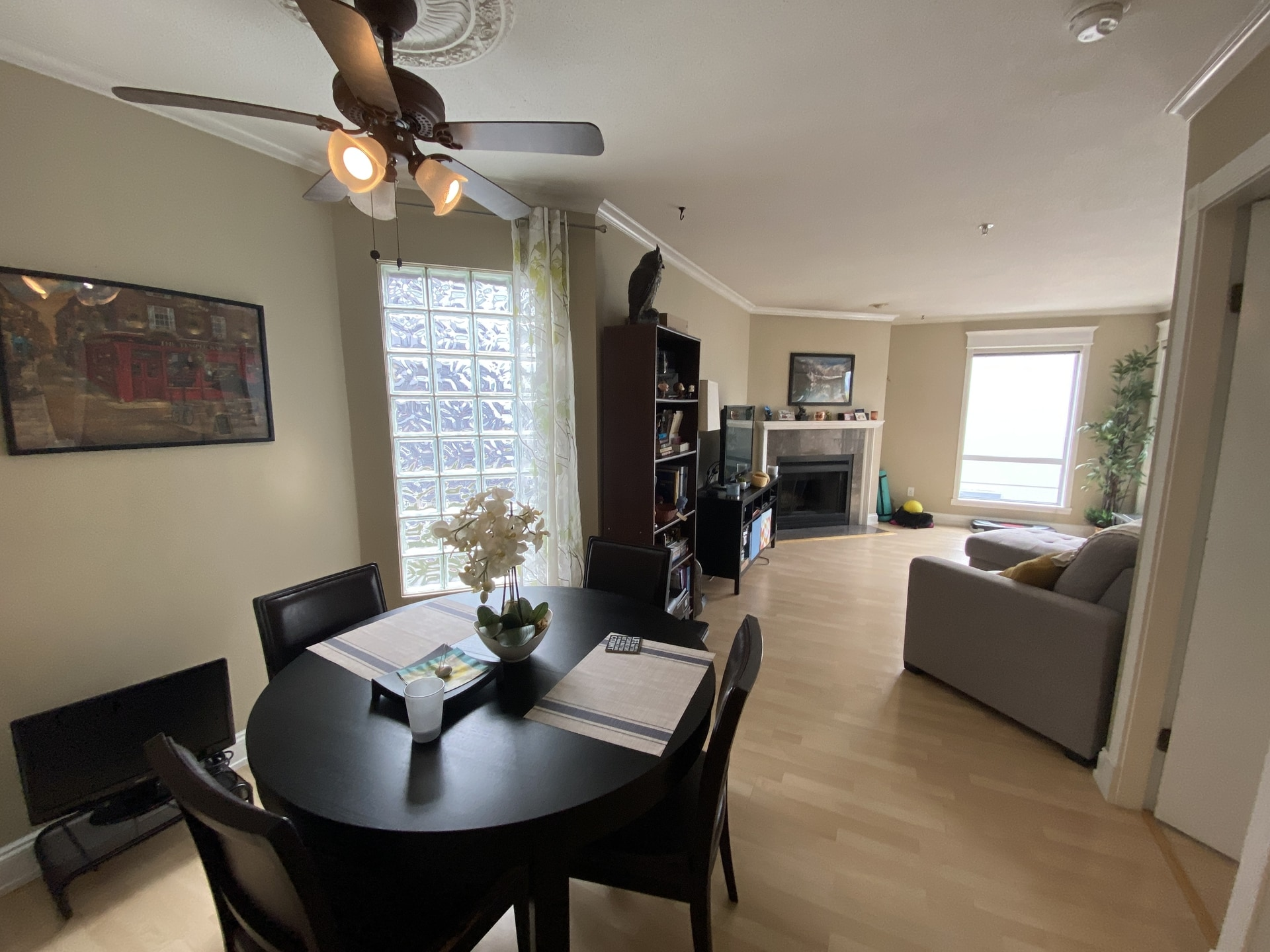Ideal Fairview Location, Large One Bedroom Corner Unit