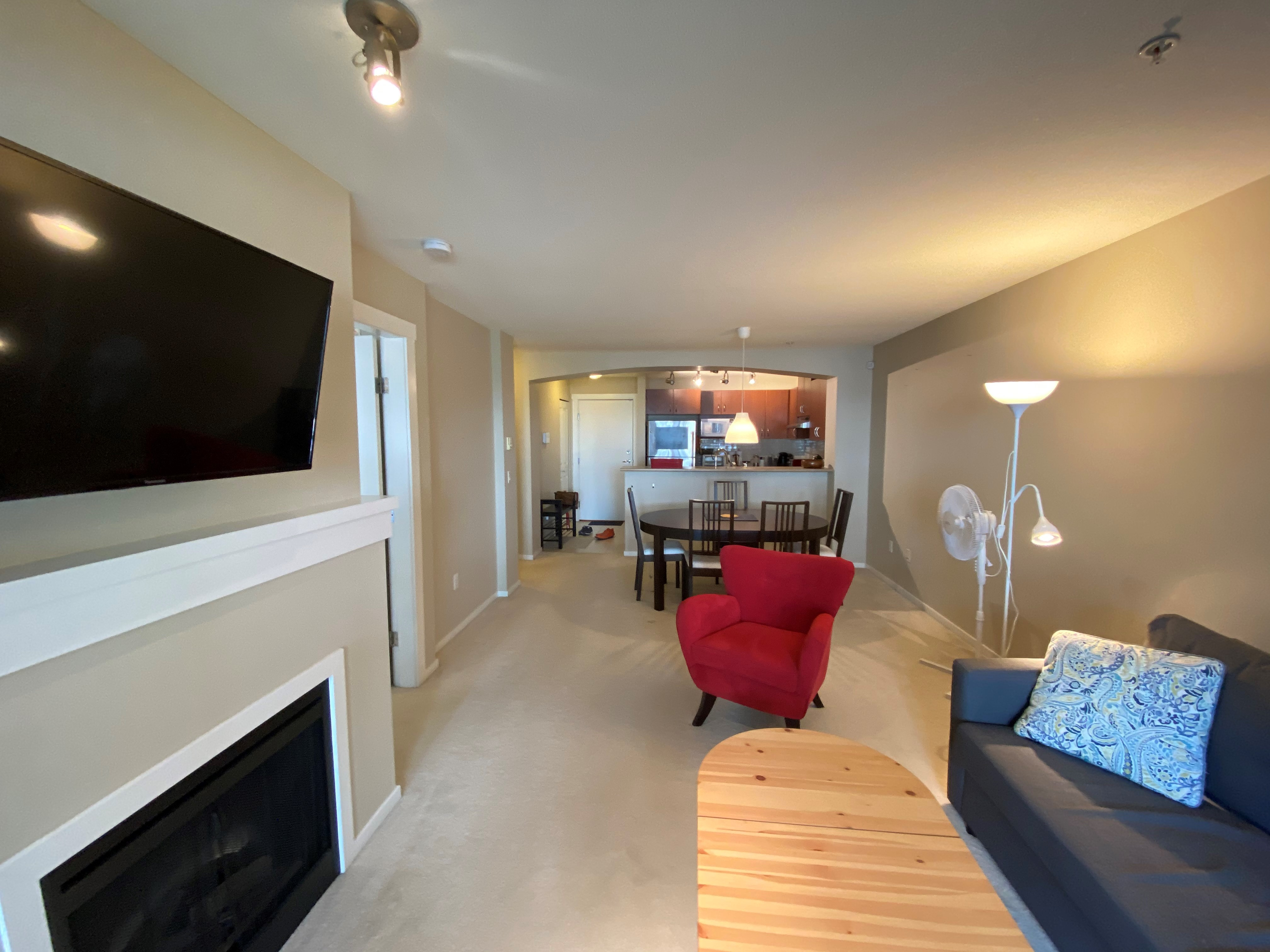 """Furnished """"Resort"""" Style Condo By Lougheed Town Centre!"""