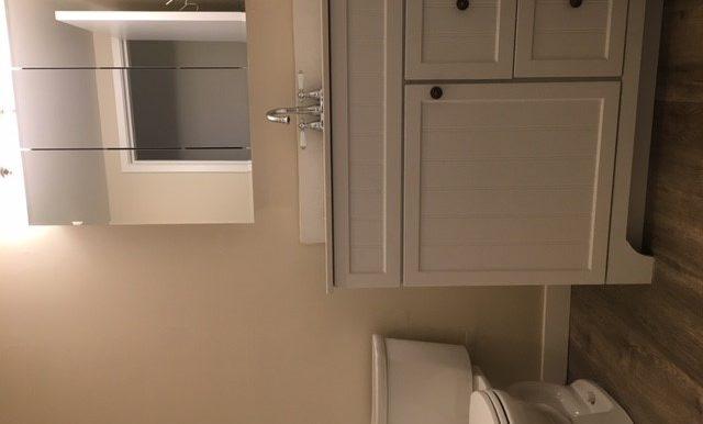Washroom Vanity